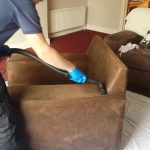 Professional Upholstery Cleaning - 1