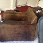 Professional Upholstery Cleaning - 3