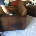 Professional Upholstery Cleaning - 4