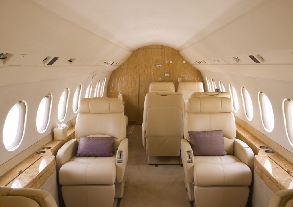 Small Aircraft Upholstery and Floor Cleaning