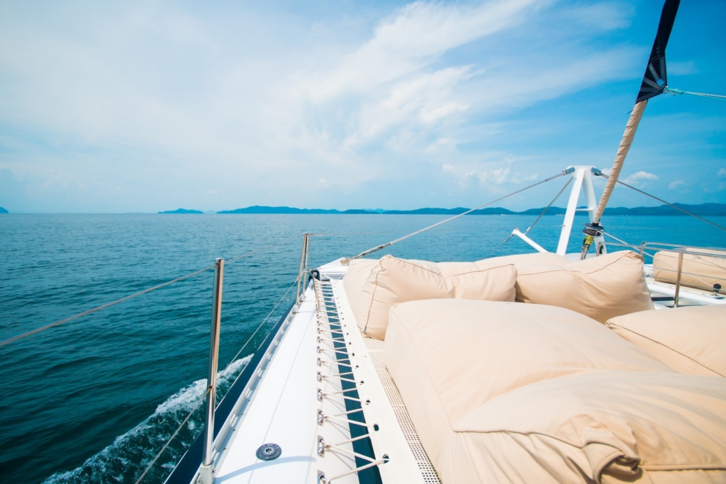 Yacht and Boat Upholstery and Floor Cleaning